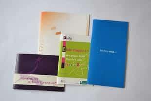 Impression de brochure