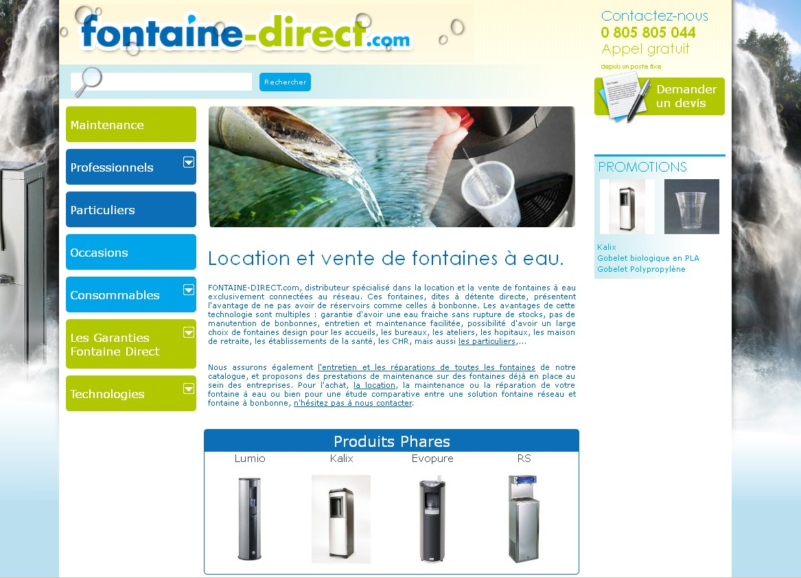 site-fontaine-direct