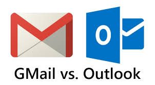 Outlook ou bien Gmail