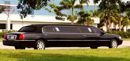 Limousine noire