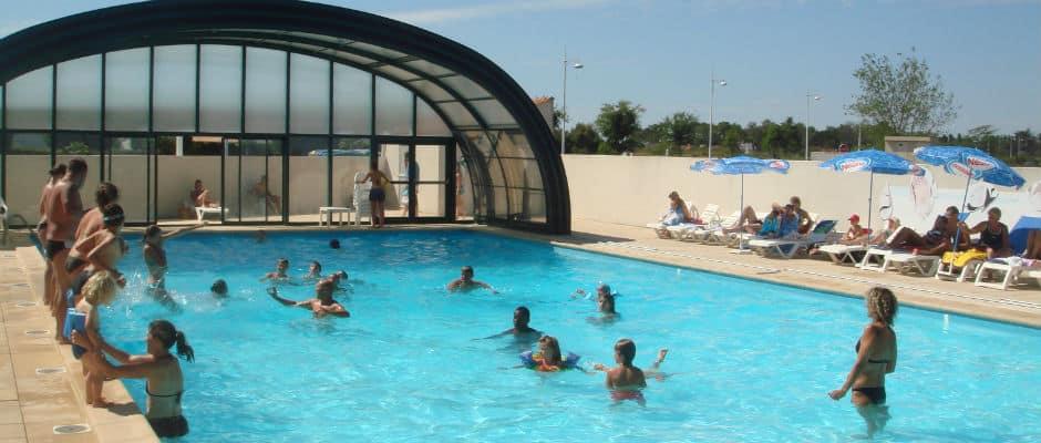 Une parfaite situation la tranche sur mer for Camping a la tranche sur mer avec piscine couverte
