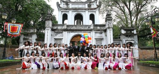 Etudiants diplômés en Chine