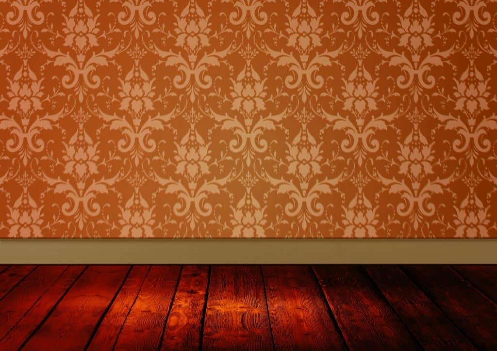 Comment nettoyer du papier peint - Repeindre un mur deja peint ...