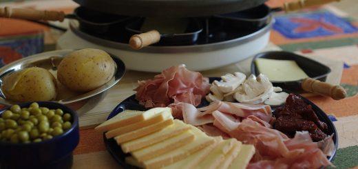 Raclette: le plat d'hiver par excellence