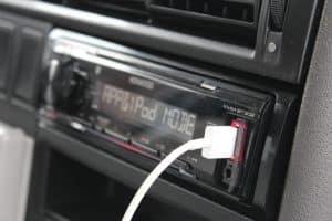 Autoradio 1 din avec port USB