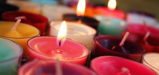 La couleur des bougies et leurs significations