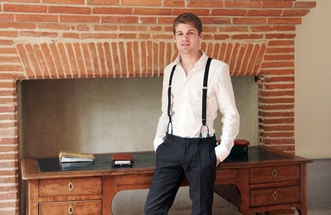 Les bretelles élégantes pour les femmes et les hommes