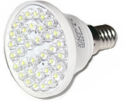 Choisir l'éclairage LED pour une basse consommation