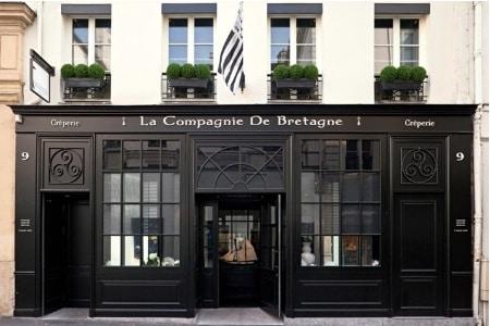 Bien plus qu'une crêperie, un restaurant Breton