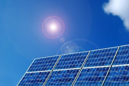 le panneau solaire, dispositif de l'énergie verte