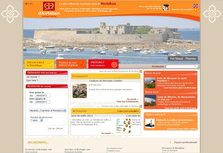 Tourisme Morbihan