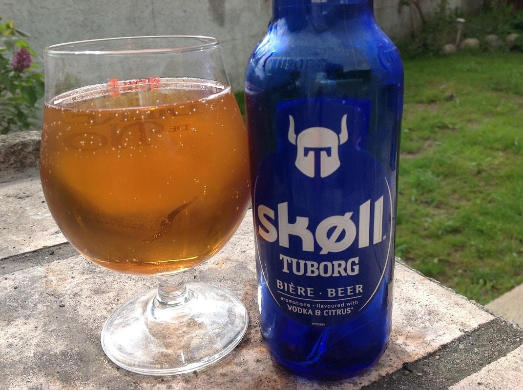 La nouvelle bière de chez Kronembourg, la « Skoll Tubourg »