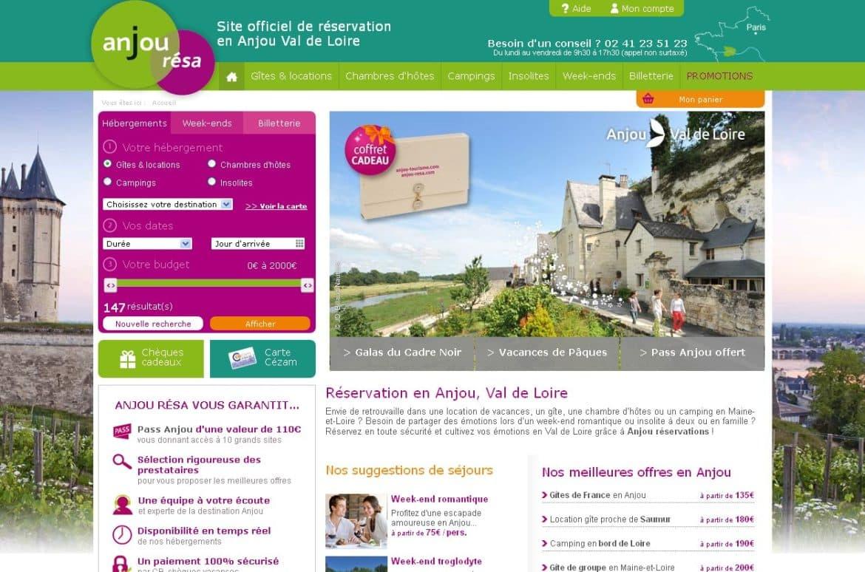 Faire son choix parmi les locations de vacances dans le Val de Loire