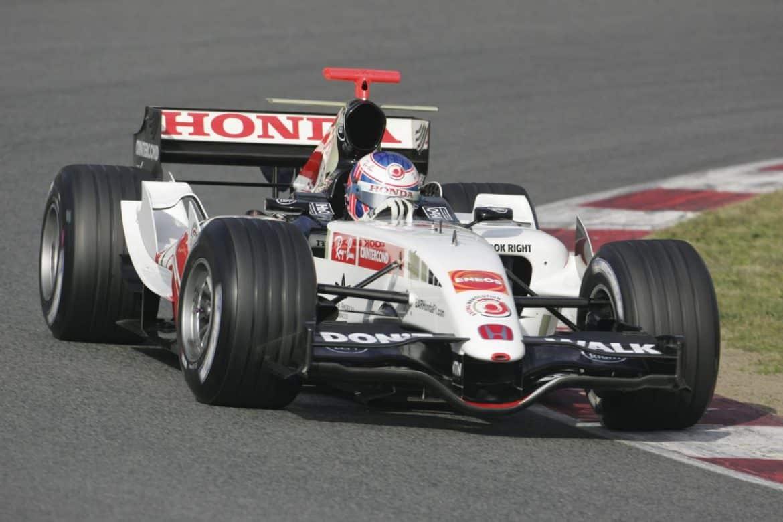 Le retour de Honda en Formule 1