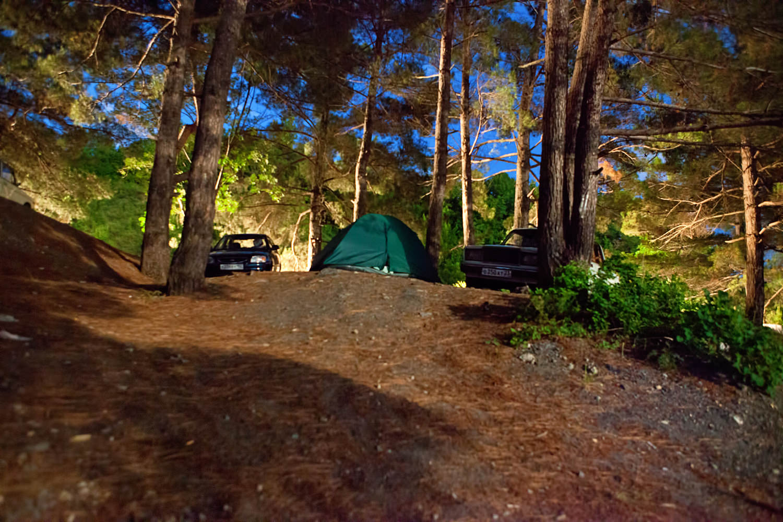 Le camping : toujours plus de services
