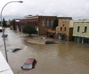Calgary inondations