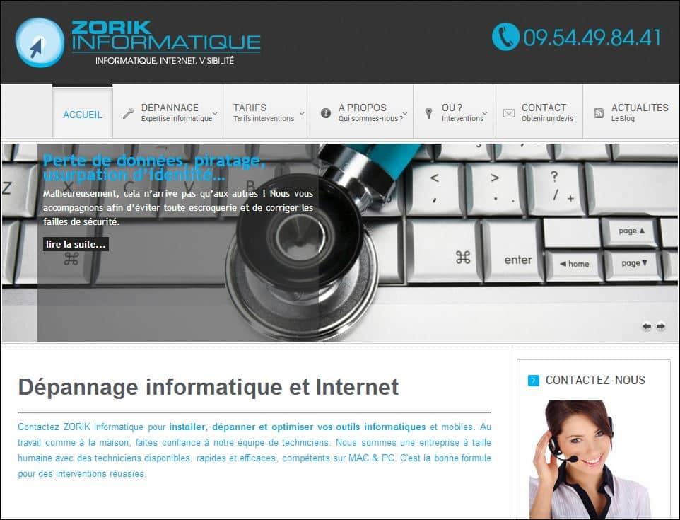 Trouver un professionnel informatique sur Marseille et sa région