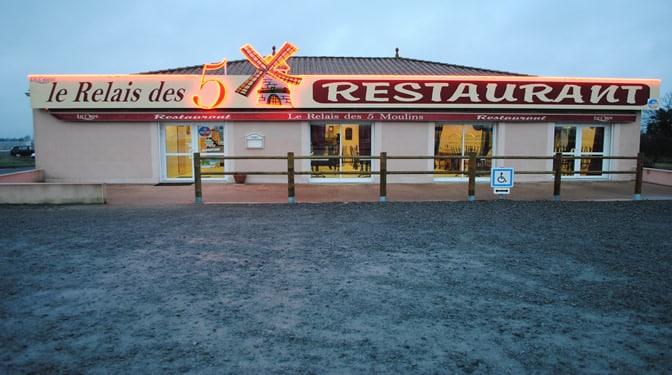 Une adresse de restaurant sympa en Vendée