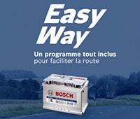 Ne tombez plus en panne avec les batteries Bosch