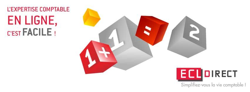 ECL Direct comptable en ligne
