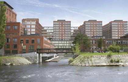 Le développement immobilier de Montréal