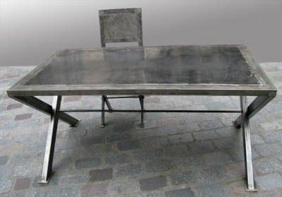 Comment marier des meubles en métal avec votre décoration ?