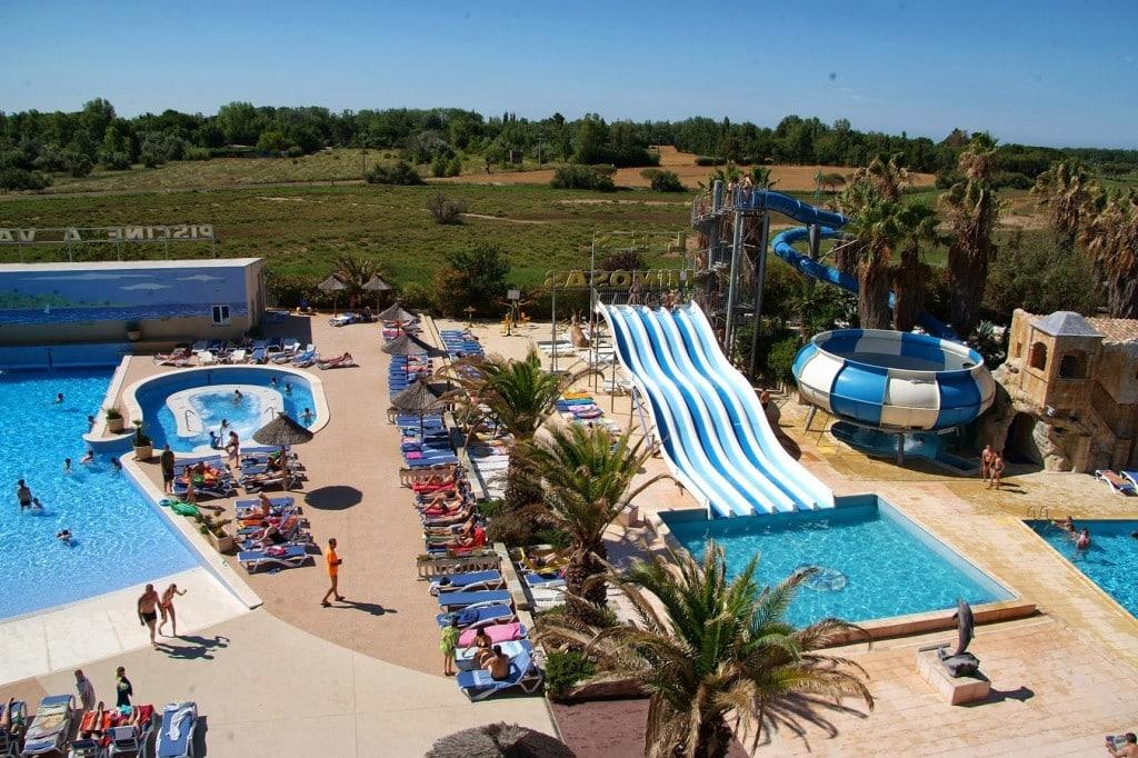 Camping Cap d'Agde pour des vacances de folie