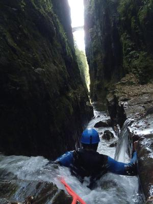 Sports d'aventure dans le Jura