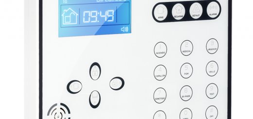 Alarme maison communicante ATEOS