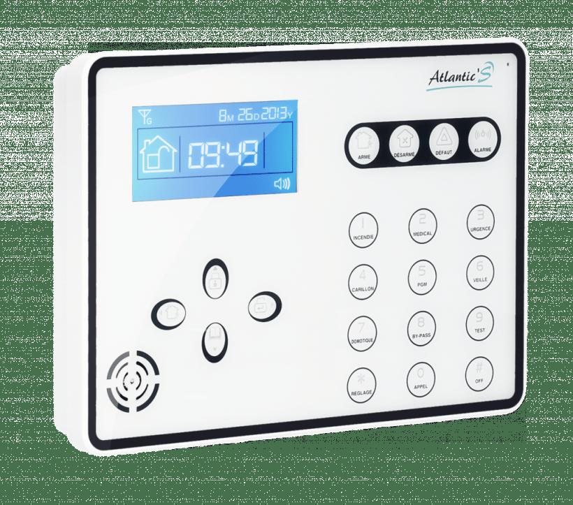 alarme maison communicante la solution anti cambriolage. Black Bedroom Furniture Sets. Home Design Ideas