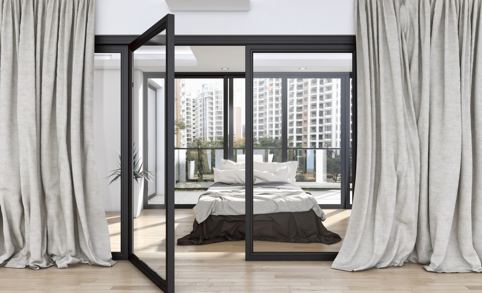 comment choisir ses fen tres en alu. Black Bedroom Furniture Sets. Home Design Ideas