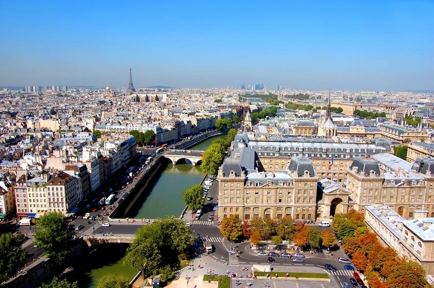 Sortie à Paris : la tour Montparnasse