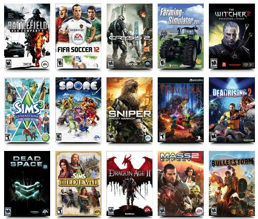 L'évolution du graphisme dans les jeux sur PC