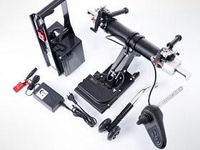 moteur de fauteuil roulant