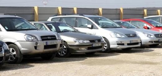 Le parking à Roissy