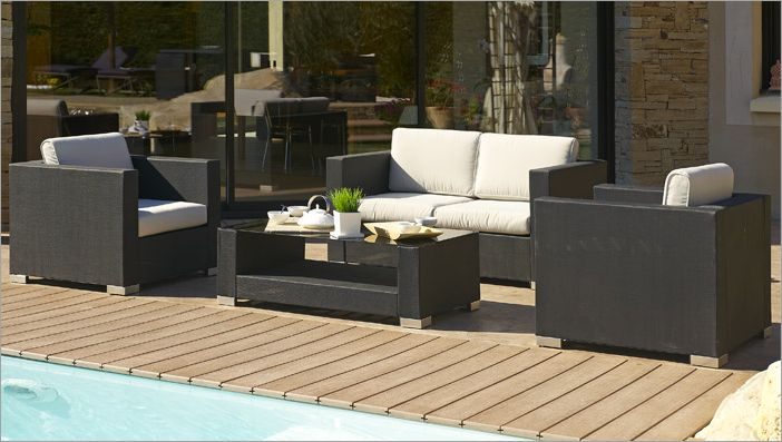 Best Mobilier De Jardin Miniature Contemporary - Seiunkel.us ...