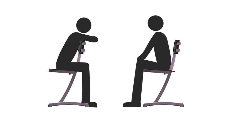 La chaise d'école design 3.4.5 propose une triple fonction
