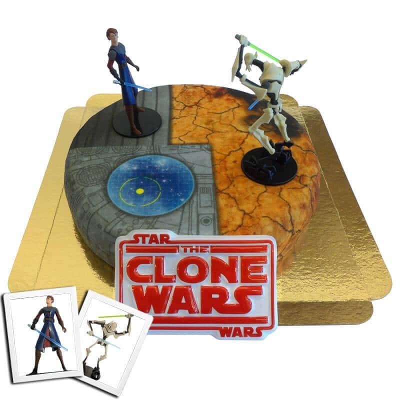 Le gâteau Star Wars : un must pour les fans de la guerre des étoiles