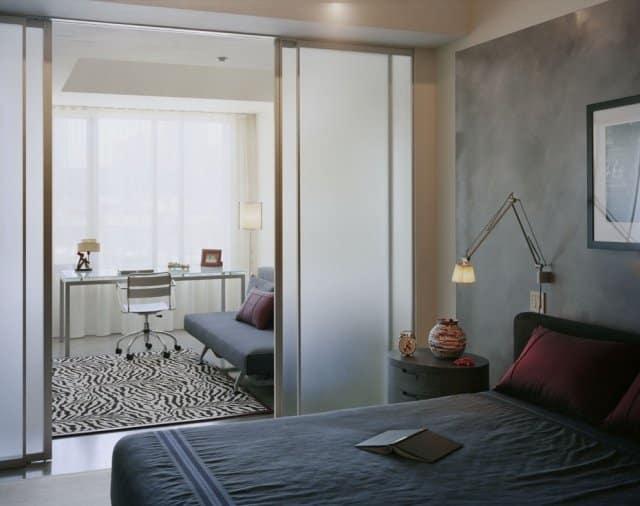 Quelle porte coulissante pour votre chambre ?