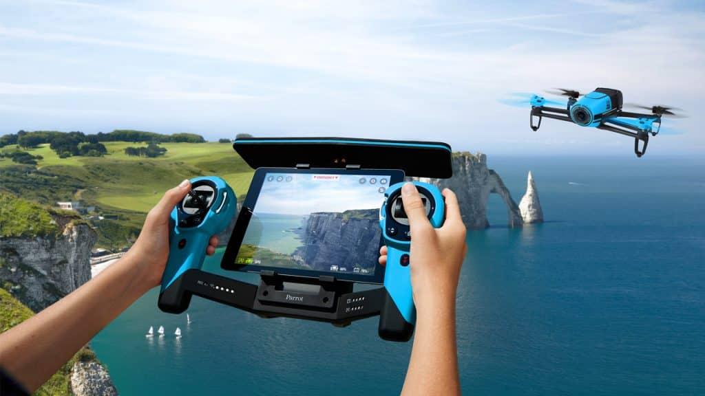parrot drone body kit