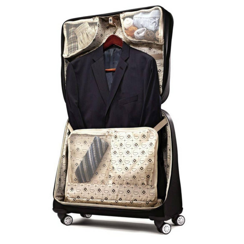 Un must-have : les valises de la marque Samsonite