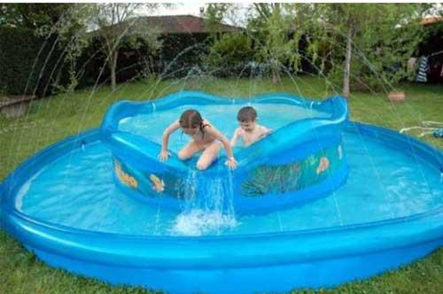 Les bonnes raisons d acheter une piscine gonflable for Accessoires piscine gonflable