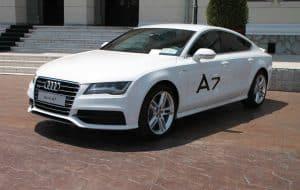 autoradio audi gps pour voiture haut de gamme