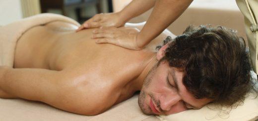 massage sur table