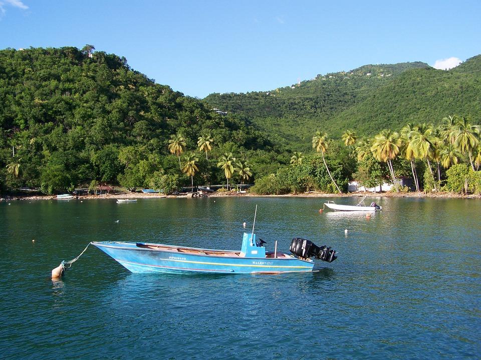 Excursions en bateau Guadeloupe: les endroits à ne pas rater