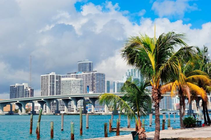 Où se loger pour visiter Miami ?