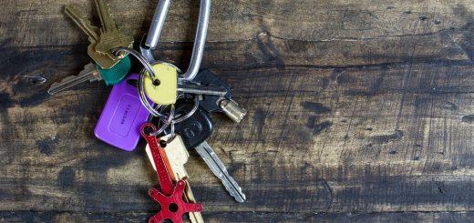 5 astuces pour ne plus jamais perdre ses clés