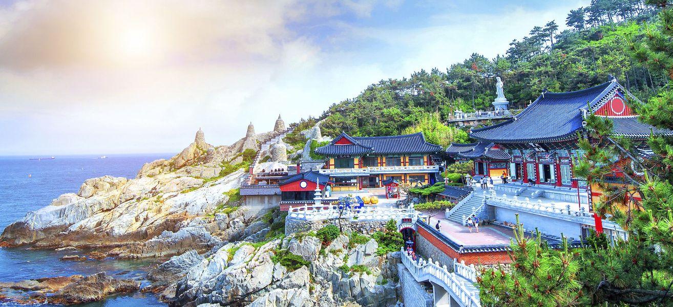 Des sites méritant un détour en Corée du Sud