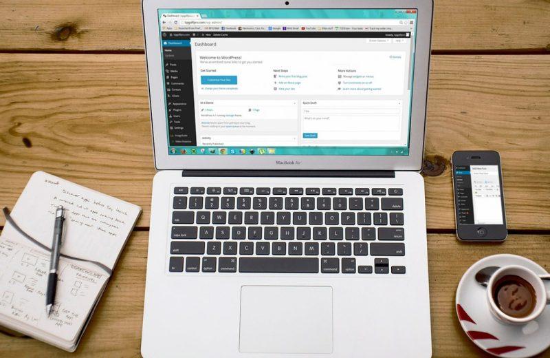 2 étapes essentielles à la création d'un site web