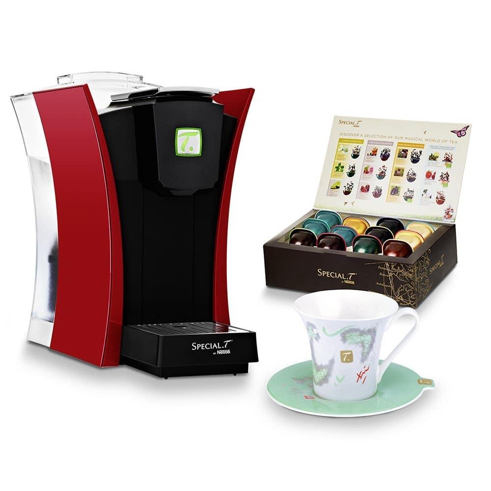 Présentation de machine à thé : l'ustensile qui vous est indispensable au quotidien !
